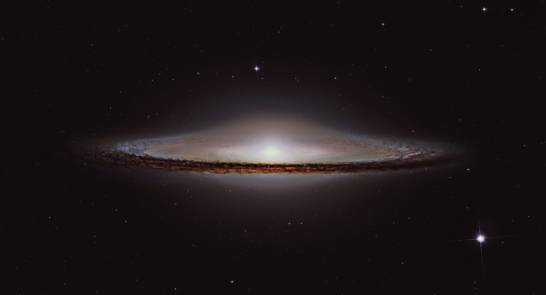 Sombrero Galaxy 2014 (page 2) - Pics about space