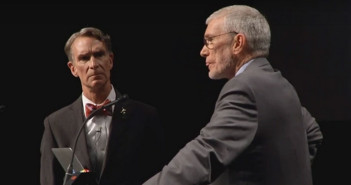 "The debate between Bill Nye and Ken Ham: ""Is Creation A Viable Model of Origins?"""