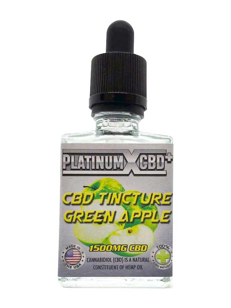 Green Apple | CBD Tincture